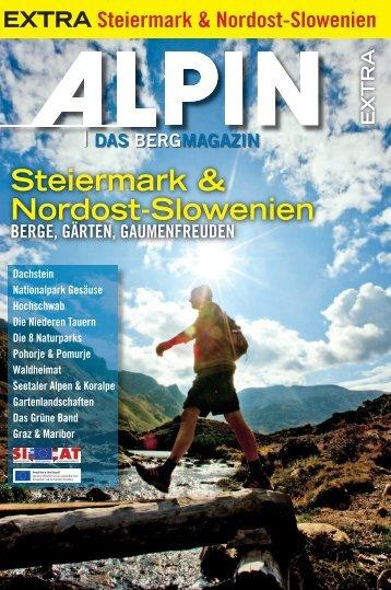 E X T R A Steiermark & Nordost-Slowenien - Alpin.de