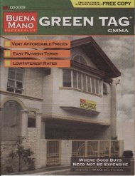 to download the Buena Mano Super Value Green Tag GMMA ...