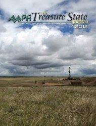 2012 Treasure State Journal - Montana Petroleum Association
