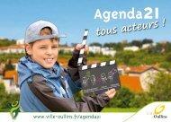 Agenda21 - Ville d'Oullins