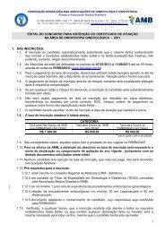 Endoscopia Ginecológica - Febrasgo