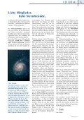 für Astronomie - VdS-Journal - Seite 3