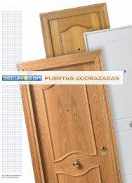 TESA puertas acorazadas