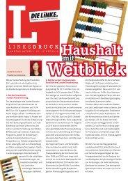L-Aktuell 12 / 2010 - PDF 1.1 M - Die Linke.