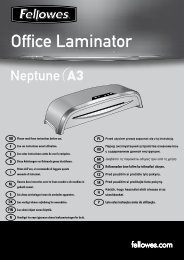 Office Laminator Office Lam - Fellowes