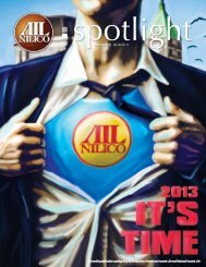 November 2012 Vol. 45 No. 11 - American Income Life