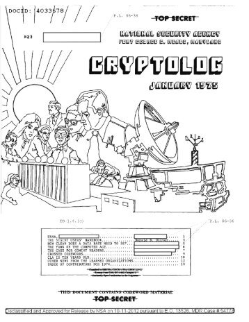 January 1975 - The Black Vault