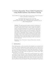 A Viewer-dependent Tensor Field Visualization Using ... - GCG - UFJF