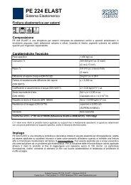 PE 224 ELAST - Fassa Bortolo