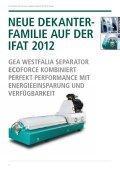 Separator's Digest 2012/2 - GEA Westfalia Separator Group - Seite 4