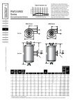 Guide to Vacuum Pump Liquid Silencers - Universal: Acoustic ... - Page 4