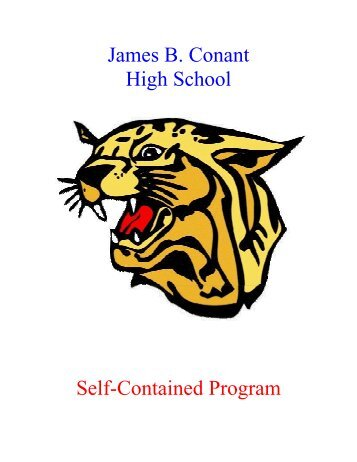Program Information Packet - James B. Conant High School ...
