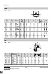 4100-UK - O • Adapters - NPTF Adapters Male/Male / ... Male ...