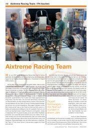 34I Aixtreme Racing Team / FH Aachen