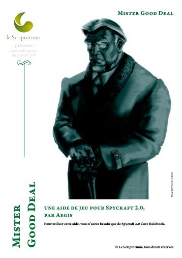 Mister Good Deal - Le Scriptorium