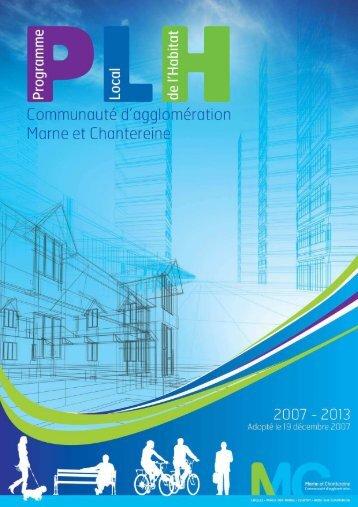 Orientation 3 - Communauté d'agglomération Marne et Chantereine