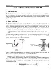Lab 6 - Ultracold Atomic Physics