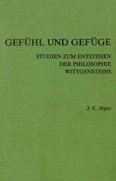 GEFÜHL UND GEFUGE - MEK
