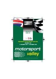 Companies you can meet at PRI - Motorsport Industry Association
