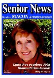 May - Senior News Georgia