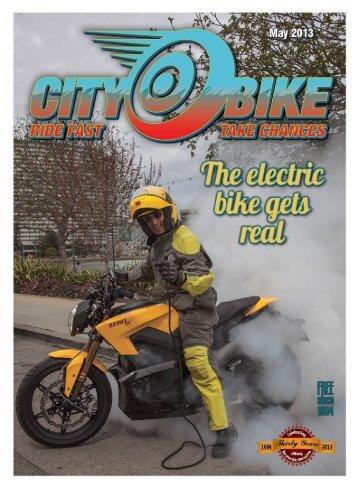 May 2013 - CityBike
