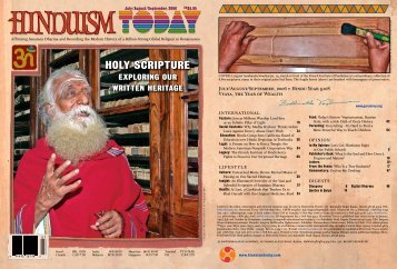Download - Hinduism Today Magazine