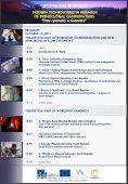 6TH MYELOMA WORKSHOP MODERN TECHNOLOGIES IN ... - Page 2