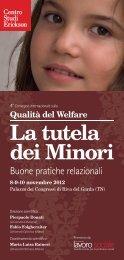 Programma - Ordine degli Assistenti Sociali del Veneto