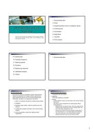 Methodology in Fish Nutrition