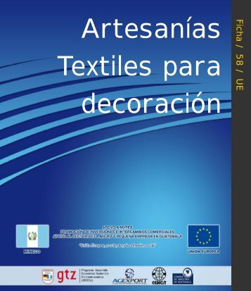 Ficha58. Artesanías textiles