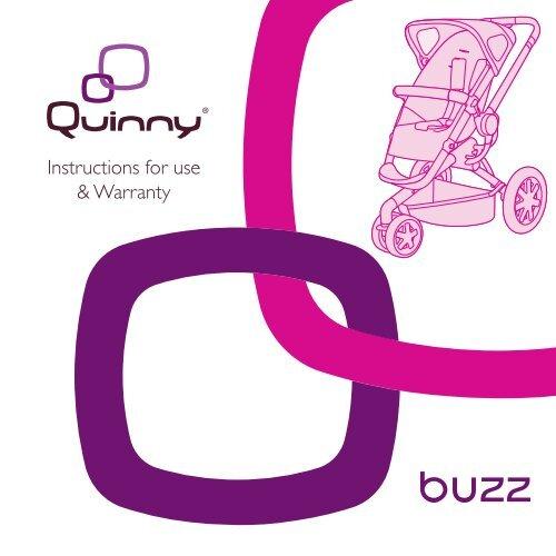 Pneus Buzz Xtra 2 Pneus Quinny Buzz et 2 Chambres à Air