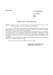 Ufficio Contratti - Università degli Studi di Napoli Federico II