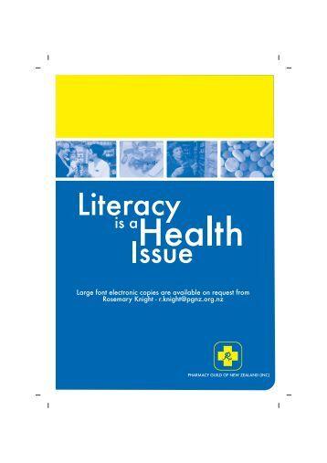 health literacy in new zealand essay