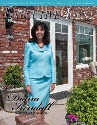 Diana Kendall - Executive Agent Magazine