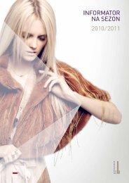 INFORMATOR NA SEZON 2010 ⁄ 2011 - Kopenhagen Fur