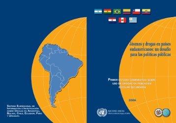 Jóvenes y drogas en países sudamericanos: un desafío para ... - cicad