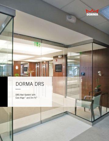 DORMA DRS —