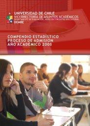 Compendio Estadistico 2007 - Demre