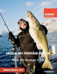 Teil 1 - Angeln in Norwegen