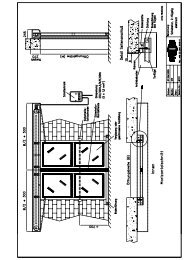 Zeichnungen (PDF) - WICON Industrietore