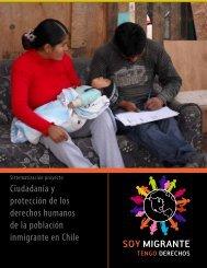 Ciudadanía y protección de los derechos humanos de la población ...