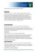 AG-Informationen für das 2. Schulhalbjahr 2012/2013 - Page 5