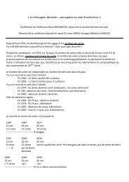 Le chirurgien-dentiste : une espèce en voie d'extinction - Foc38.com