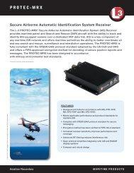 Protec-MrX - L-3 Aviation Recorders
