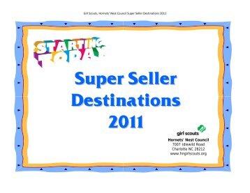 super seller prize program