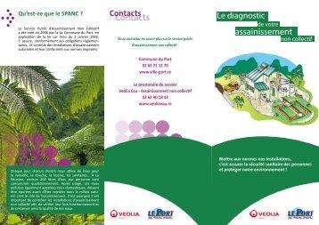 Contacts assainissement - Veolia Eau Réunion