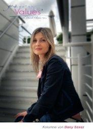 OBTAINER – Ausgabe Dezember 10 - Daniela Szasz