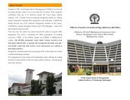 Founded in 1993, Vinod Gupta School of Management (VGSOM) is ...