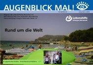 Rund um die Welt - Lebenshilfe Erlangen-Höchstadt