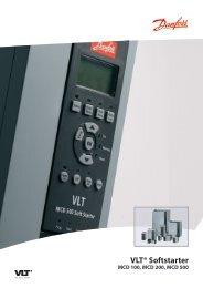 VLT® Softstarter MCD 500